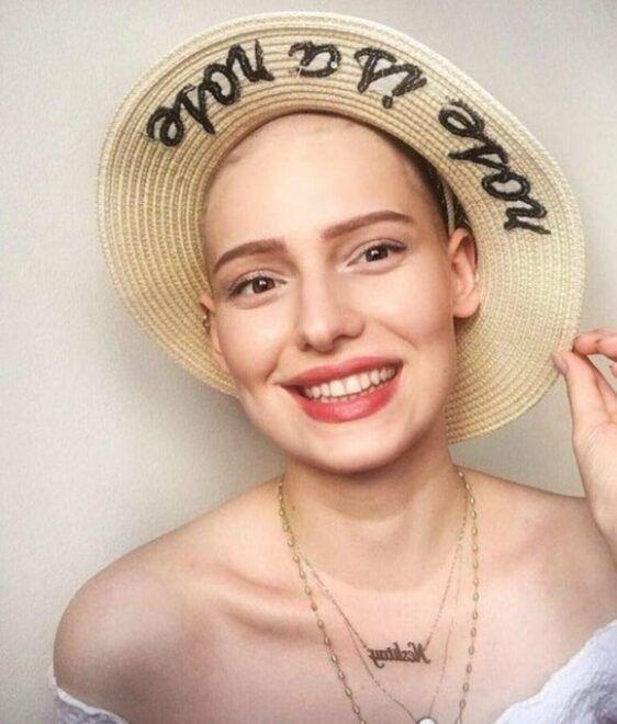 Naz Çağla Irmak, Demir Kadın  Neslican Tay için saçlarını kazıttı! - Sayfa 4