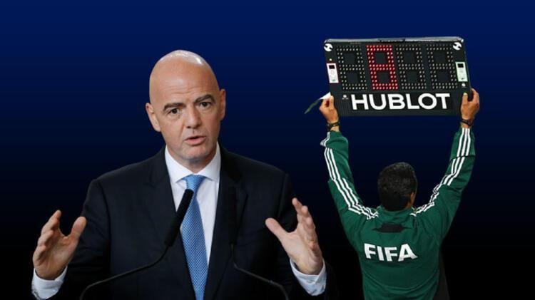 FIFA'dan tarihi oyun değişikliği! Oyun süresi, taç atışı, sarı kart... - Sayfa 1