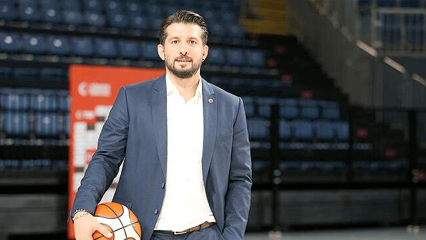 A Milli Basketbol Takımı menajeri Kerem Tunçeri görevinden istifa etti