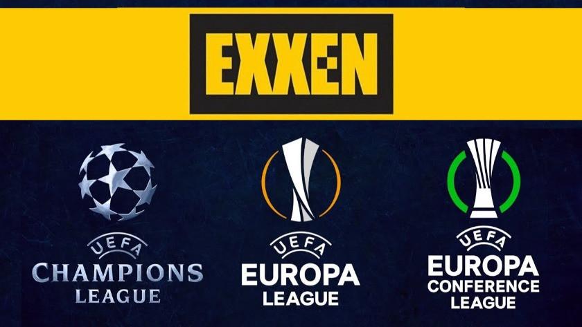 Avrupa Kupaları maçları Exxen'de kaç lira olacak? İşte detaylar...