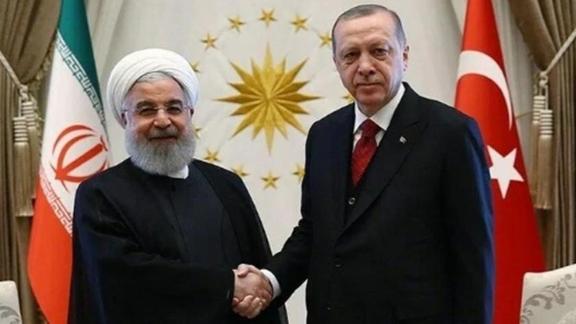Recep Tayyip Erdoğan, İran Cumhurbaşkanı Ruhani ile görüştü!