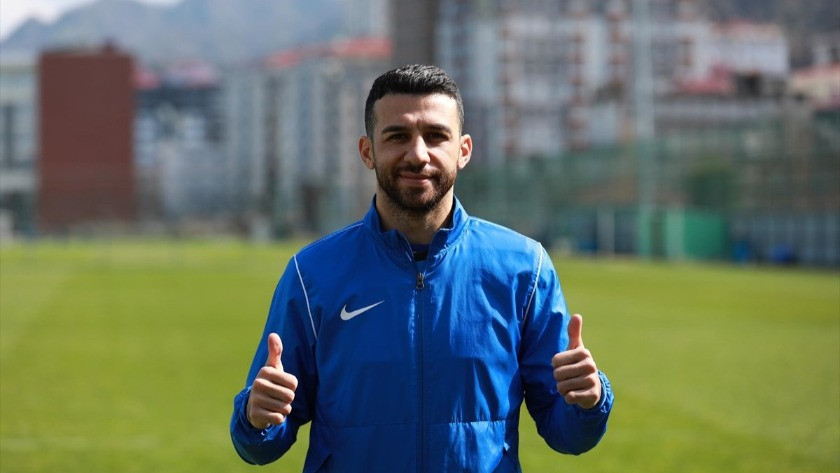 İsmail Köybaşı Trabzonspor'da! KAP'a bildirildi