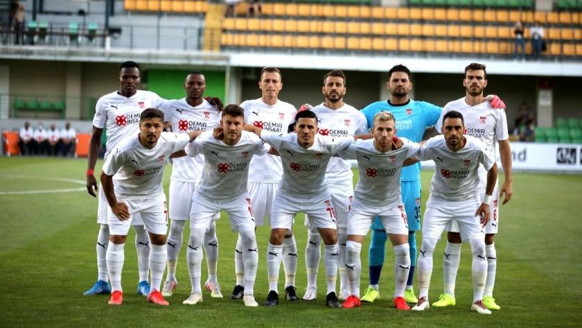 Sivasspor'dan dev adım!