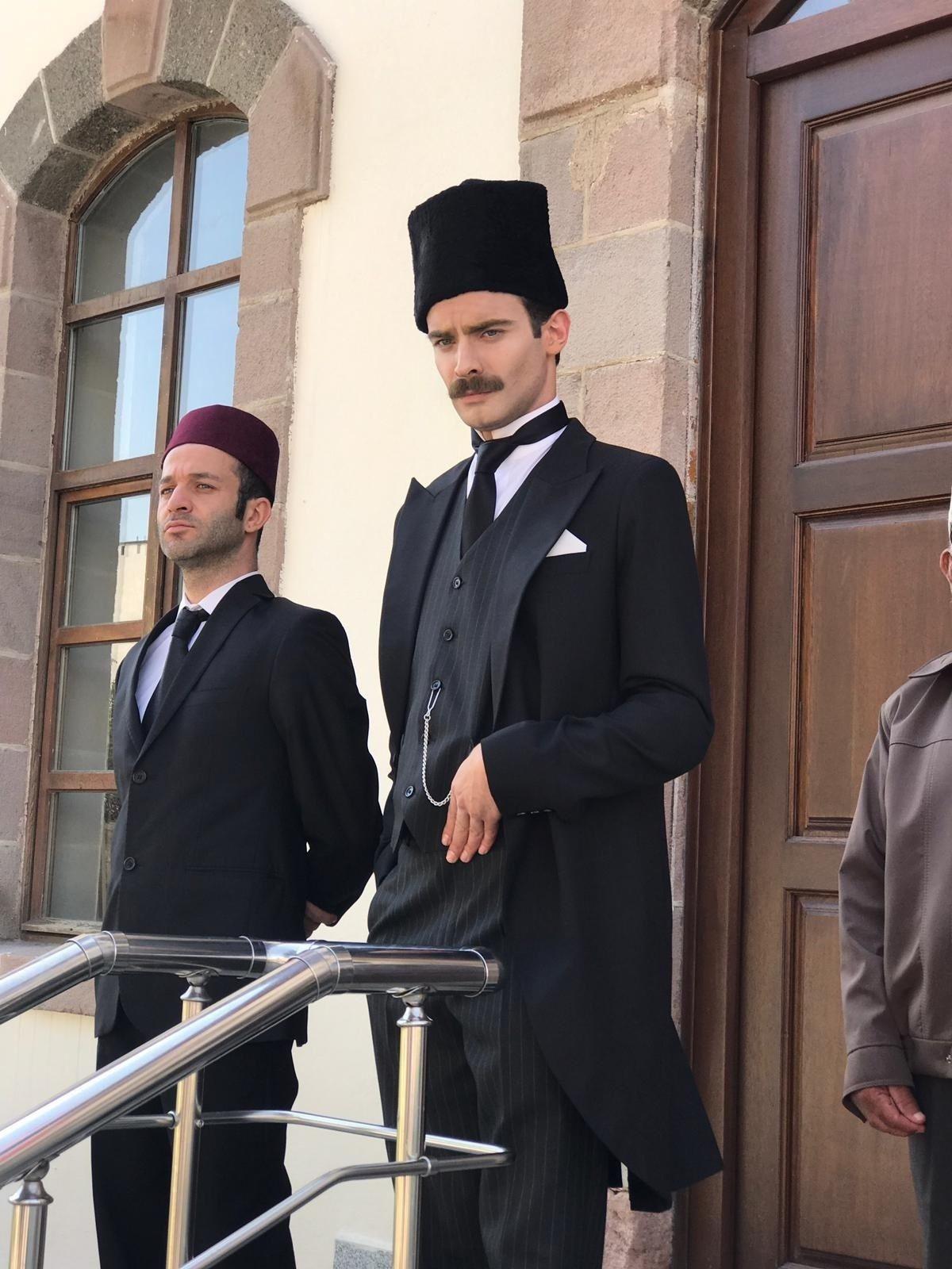 Erzurum Kongresi'nin 102. Yıldönümü için Metehan Şahiner, altıncı kez Atatürk'ü canlandıracak! - Sayfa 3