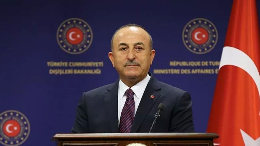 Bakan Çavuşoğlu'ndan Kıbrıs Rum Kesimi'ne sert sözler!