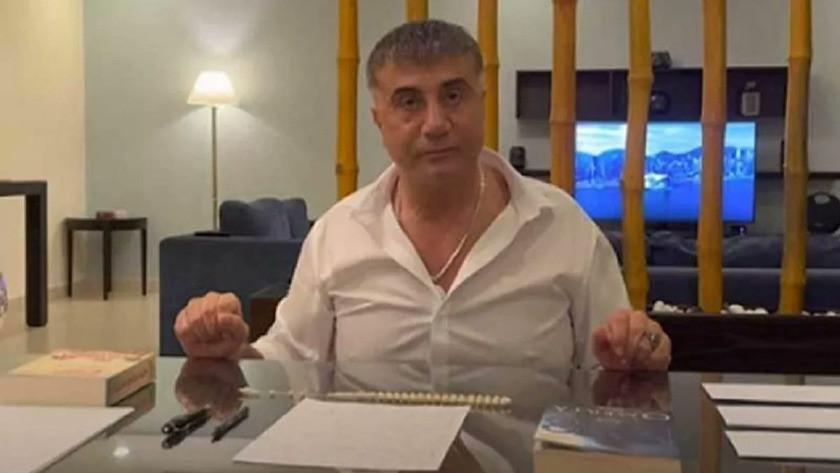 Sedat Peker, ailesiyle birlikte koronavirüse yakalandığını duyurdu: 'Hastalığım biraz ağır geçiyor'