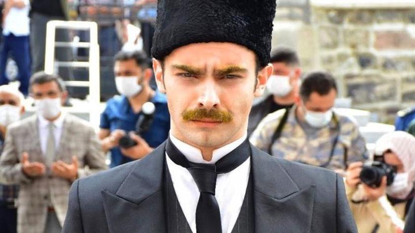 Erzurum Kongresi'nin 102. Yıldönümü için Atatürk'ü canlandıracak!