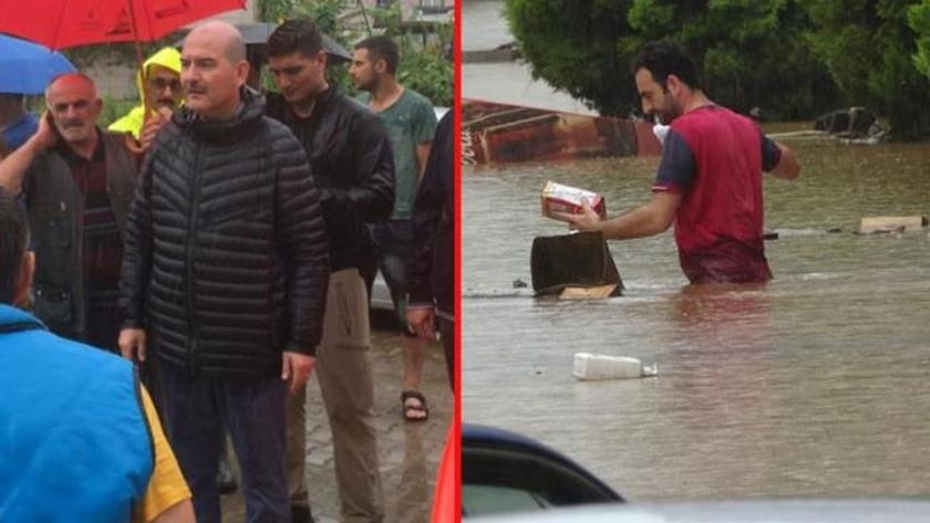 Bakan Soylu: Barajın patladığı iddiaları doğru değil