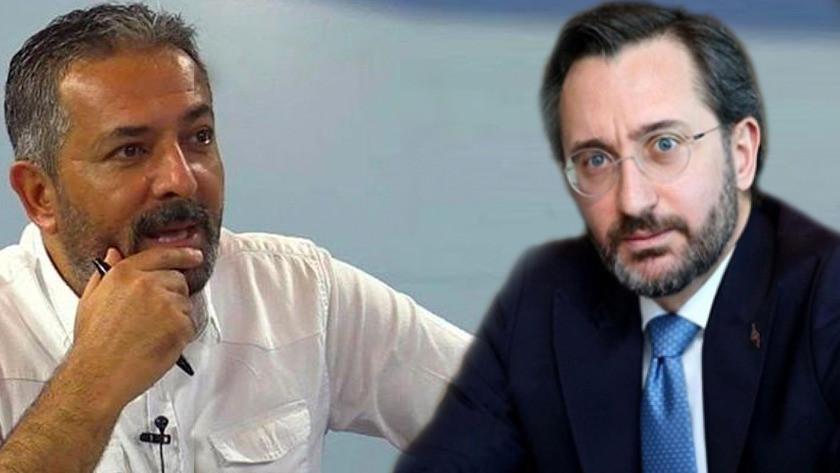 Akif Beki'den Fahrettin Altun'a fonlanan medya tepkisi!