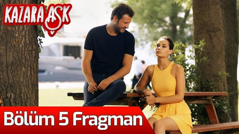 Kazara Aşk 5.Bölüm Fragmanı izle