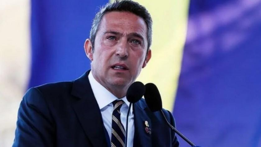 Fenerbahçe Kulübü Başkanı Ali Koç: Bu sene inançlı ve iddialıyız