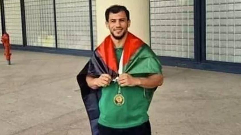 Cezayirli sporcu Filistin'e destek için olimpiyatlardan çekildi!