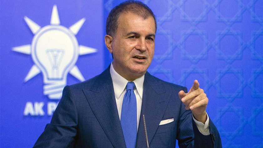 Ak Parti Sözcüsü Ömer Çelik'ten KKTC'nin Maraş açılımı açıklaması!