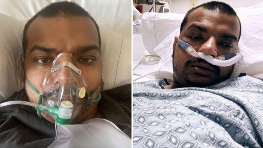 Aşı karşıtı Stephen Harmon koronavirüsten hayatını kaybetti