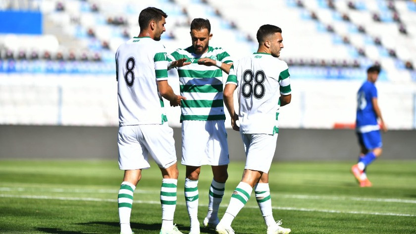 Konyaspor, Erzurumspor'u 2-1 mağlup etti!