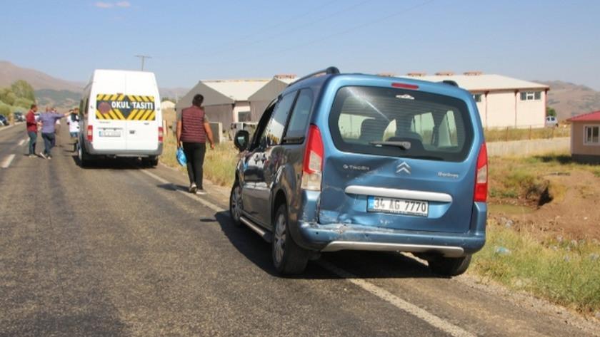 Düğün konvoyunda feci kaza! 8 yaralı