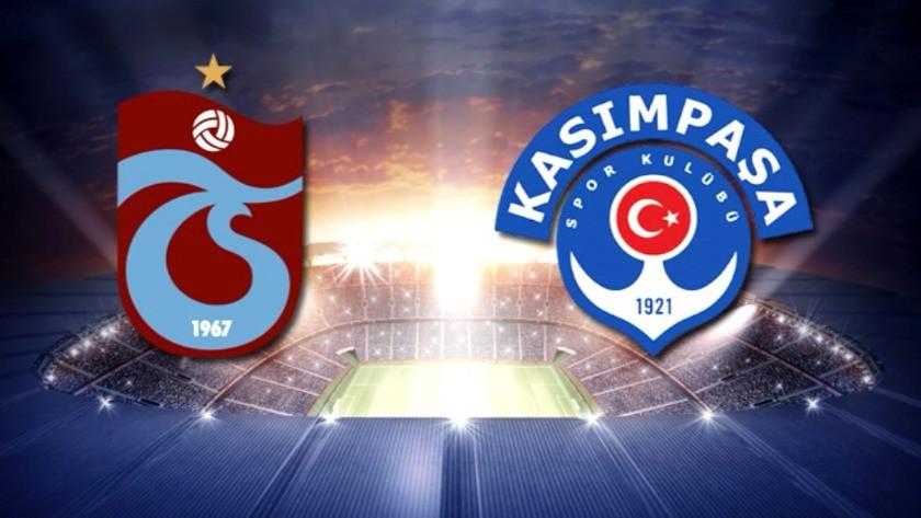 Trabzonspor-Kasımpaşa hazırlık maçı ne zaman, saat kaçta ?