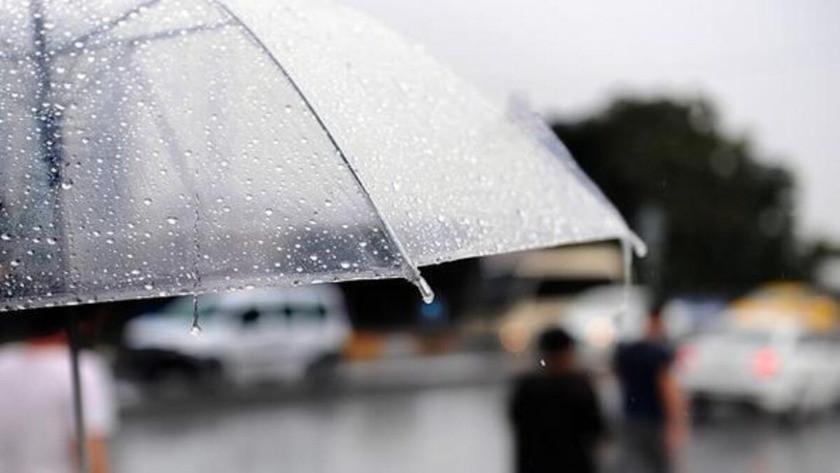Bu illerde yaşayanlar dikkat! Meteoroloji'den kuvvetli yağış uyarısı!