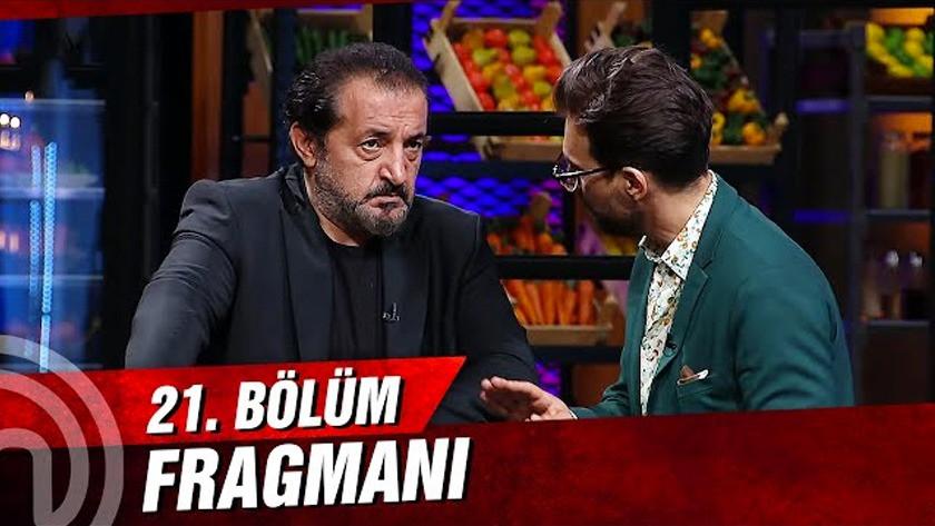 MasterChef Türkiye 2021 21.Bölüm Fragmanı izle
