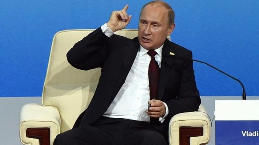 Putin'den tüm dünyaya gözdağı: 'Bizi durduramazlar...'