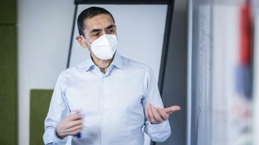 Prof. Dr. Uğur Şahin'den delta varyantı için üçüncü doz aşı açıklaması