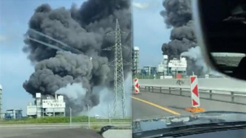 Almanya'da büyük patlama!