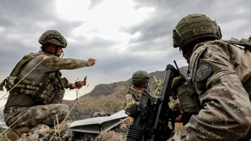 Pençe Harekatı bölgesinde çıkan çatışmada 2 asker şehit oldu
