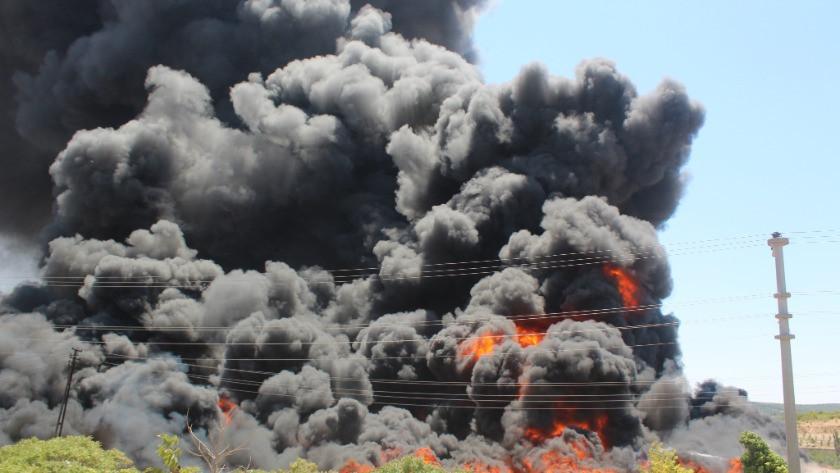 Gaziantep'te büyük patlama!