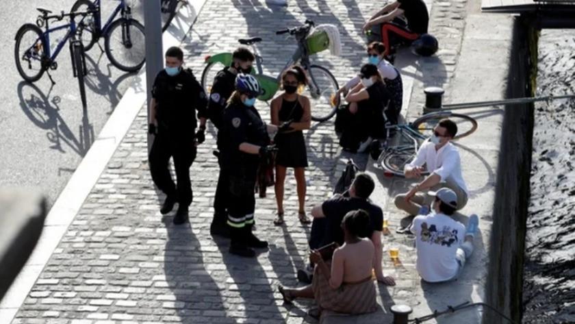 Fransa'da koronavirüs nedeniyle şaşırtan alkol yasağı!