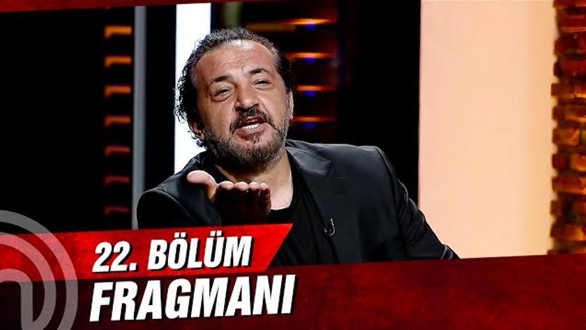 MasterChef Türkiye 2021 22.Bölüm izle