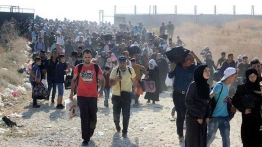 Sosyal medyada gündem mülteciler: Gitmiyoruz!