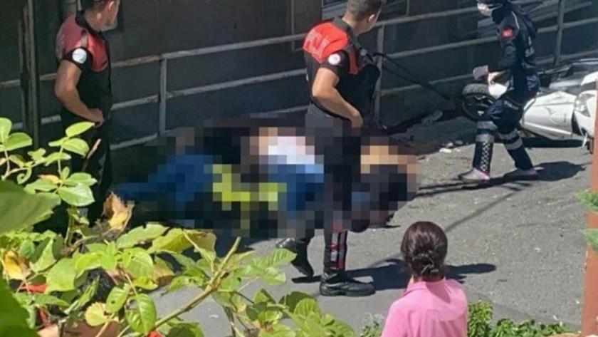Beyoğlu'nda güpegündüz silahlı saldırı: 3 ölü, 1 yaralı
