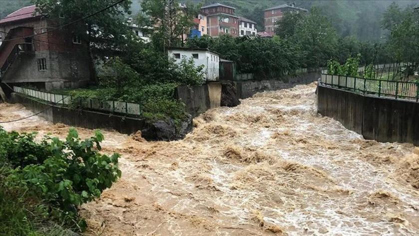 Doğu Karadeniz için sel ve su baskını uyarısı!