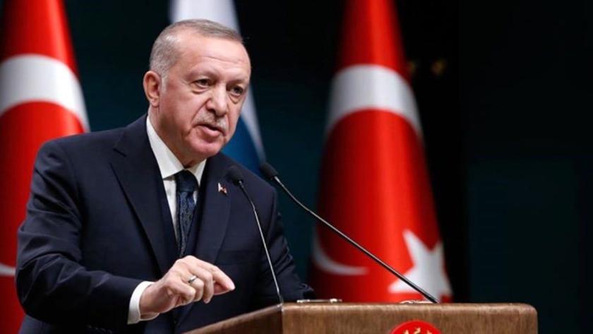 Erdoğan'dan Manavgat'taki yangınla ilgili açıklama
