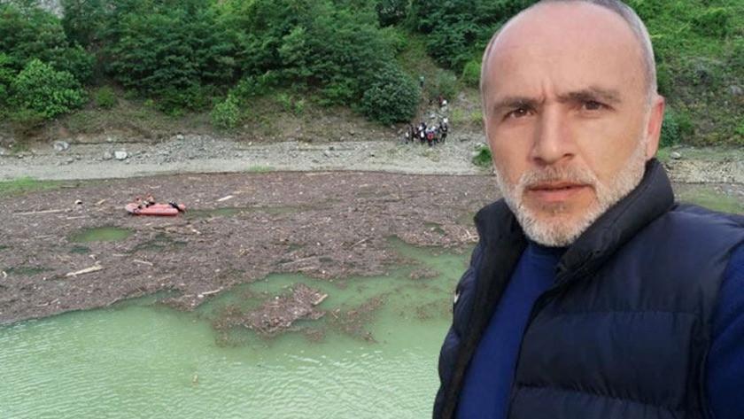 Artvin'de selde kaybolan Serdar Yiğit'ten acı haber