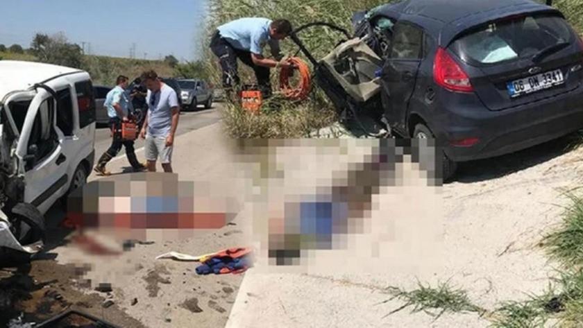 Çanakkale'nin Gelibolu ilçesinde feci kaza! Ölü ve yaralılar var...