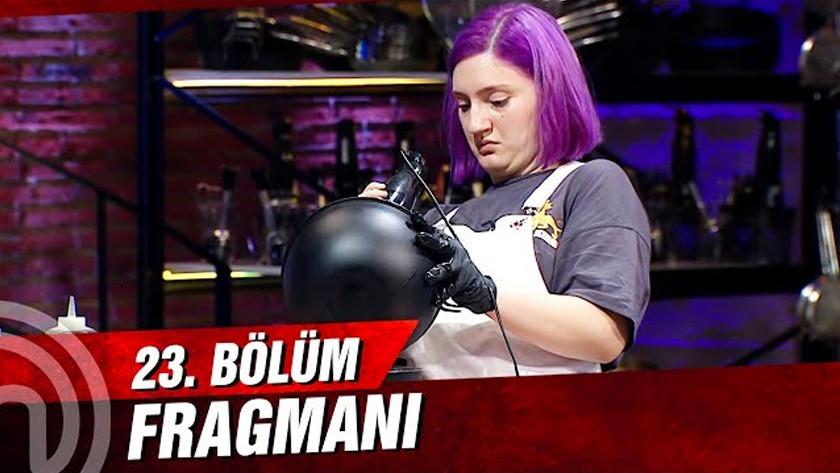 MasterChef Türkiye 2021 23.Bölüm Fragmanı izle