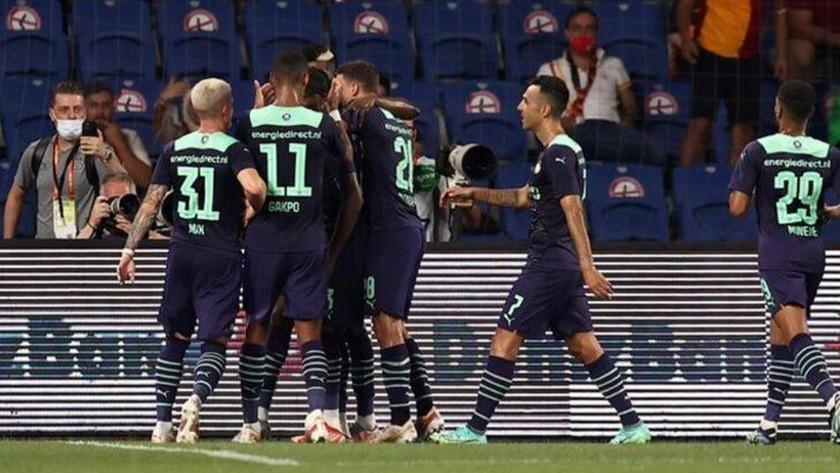 PSV'den Galatasaray sonrasında paylaşılan olay tweet