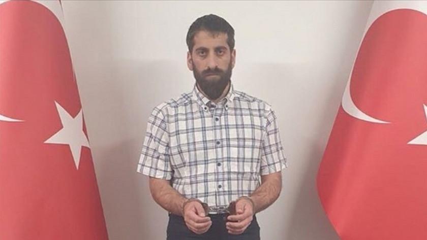 Kırmızı bültenle aranan PKK/KCK üyesi Piro Karker yakalandı