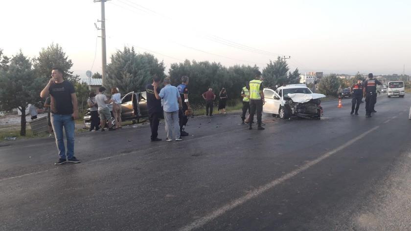 Yalova'da zincirleme trafik kazası!