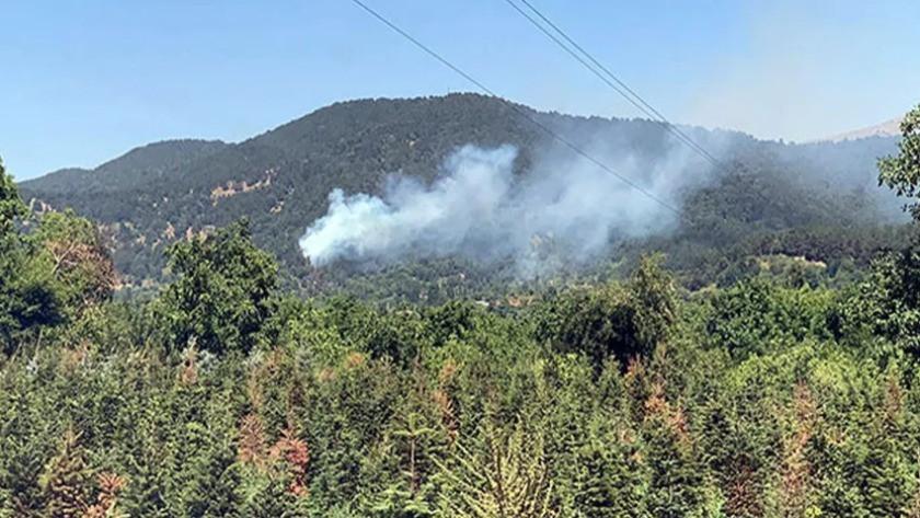İzmir'de bir bölgede daha yangın çıktı!