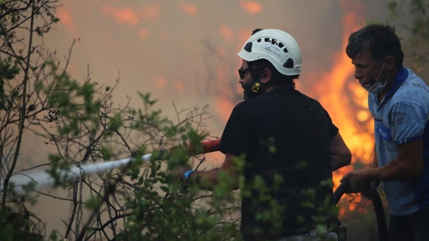 Muğla'daki yangın'ın bilançosu belli oldu!