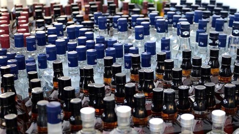 Bolu'da sahte alkol iddiası! Çıplak halde bulundu...