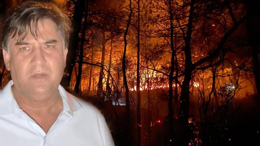 Fethiye Belediye Başkanı: Yangının sabotaj olduğunu düşünüyoruz! video