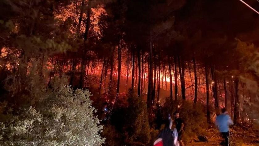 Bekir Pakdemirli: Kırıkhan ve Fethiye'de yangın kontrol altına alındı
