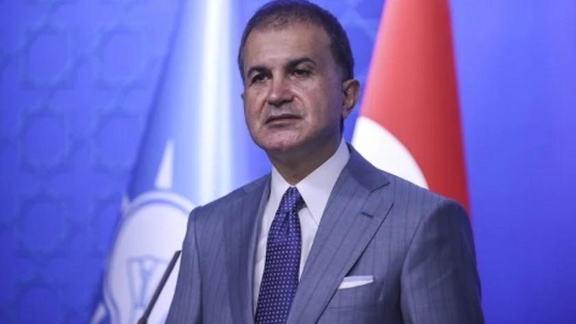 Ak Parti sözcüsü Ömer Çelik'ten Konya katliamı açıklaması!