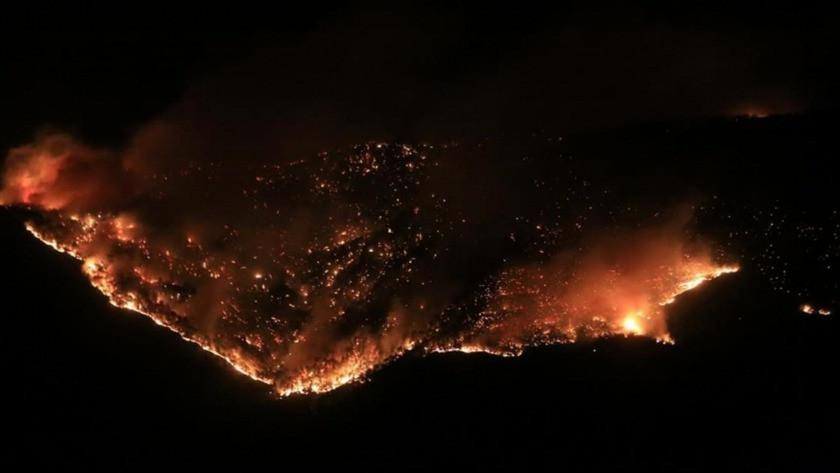 4 gün oldu! 10 farklı noktada devam eden yangınlarda son durum ne?