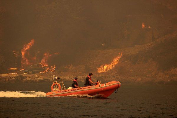 Hangi yangınlar söndürüldü, hangi yangınlar devam ediyor? İşte orman yangılarında son durum - Sayfa 3