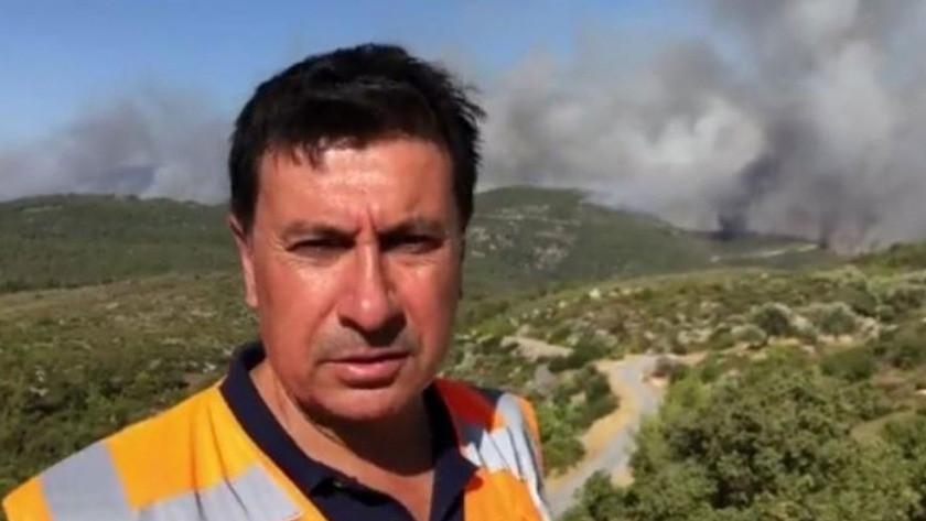 Bodrum Belediye Başkanı: Acil hava desteği şart