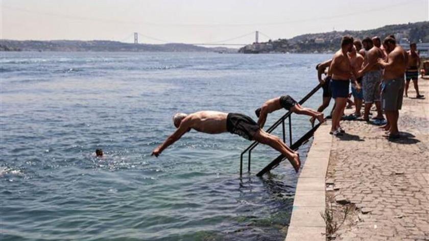 İstanbul'da termometreler 39 dereceyi gösterdi